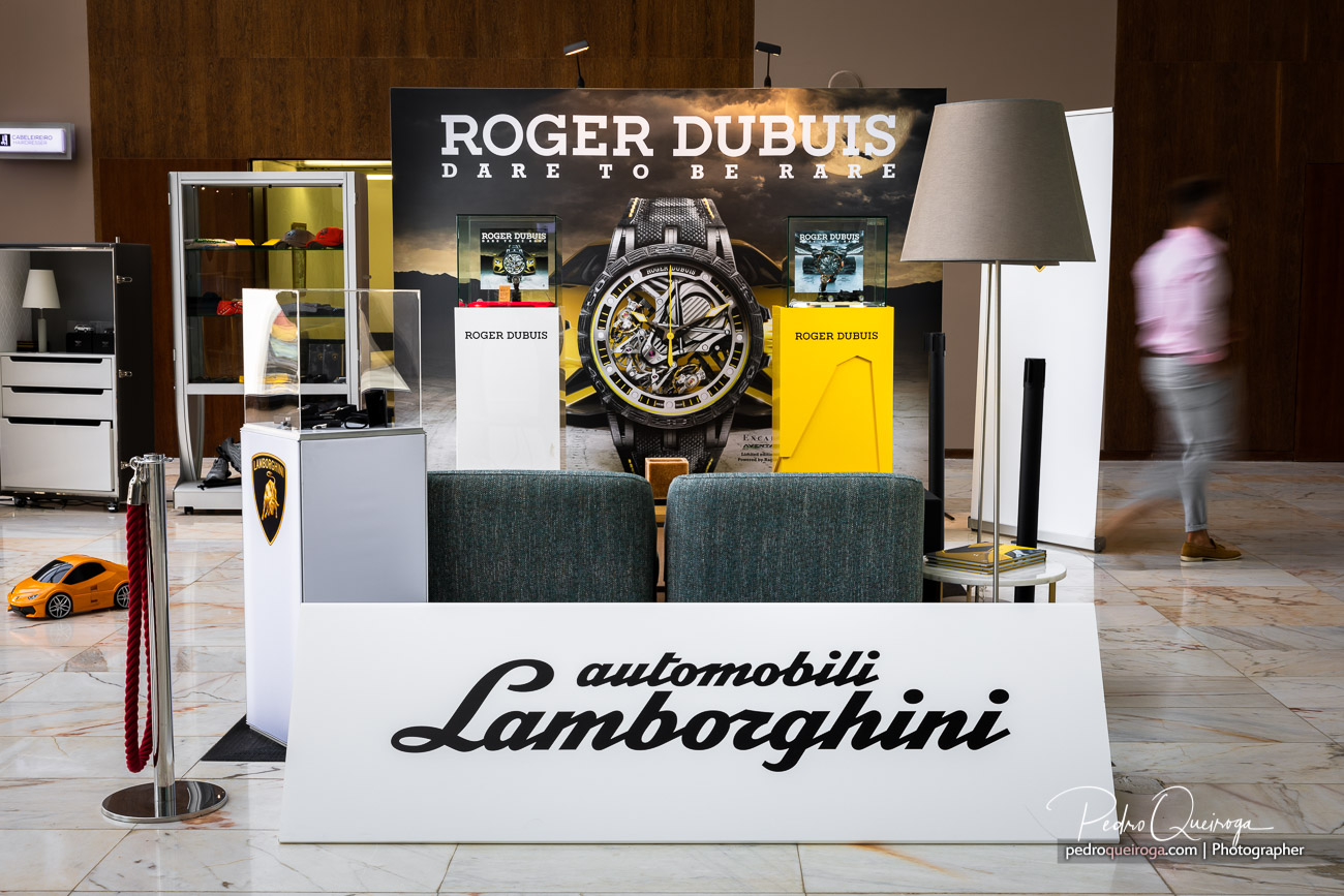 Lamborghini and Roger Dubuis partnership